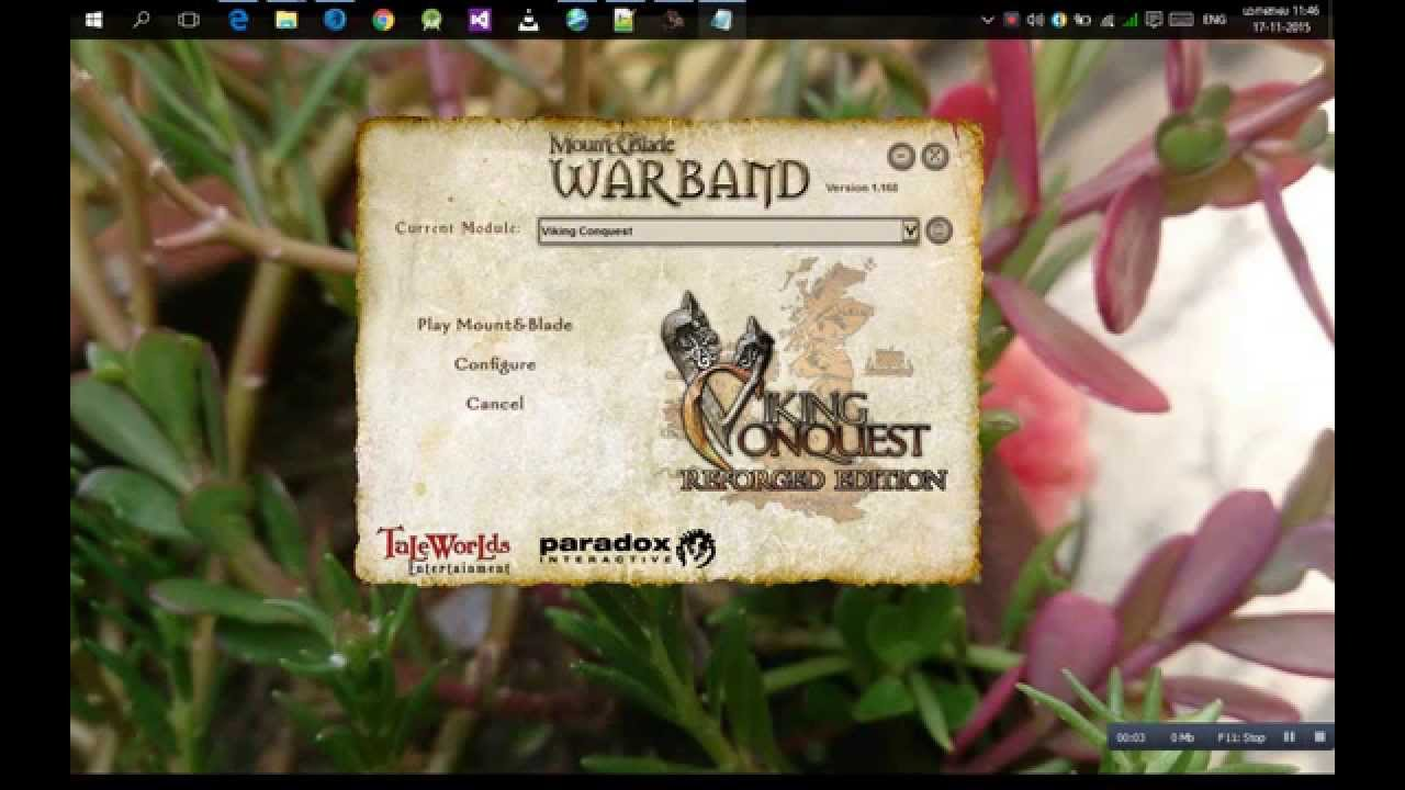 Скачать mount & blade: warband viking conquest reforged edition.