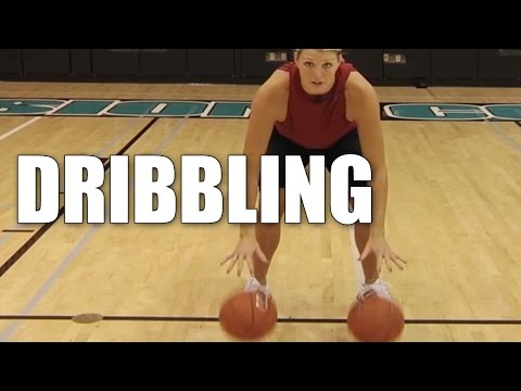 Jayne Appel : Basketball Dribbling Drills