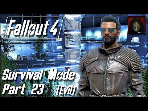 BURIED TREASURE | Fallout 4 Survival Mode - Part 23