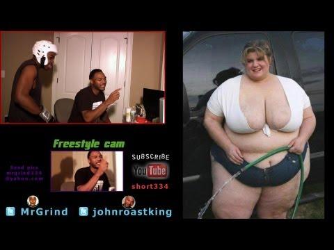 Facebook Freestyle Roast part 14 #DisNiggaHere @mrgrind