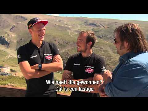 Sprinttraining met Kittel en Degenkolb