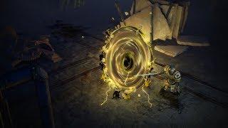 Path of Exile: Sulphite Portal