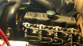 Demarrage 403 Indenor 1960