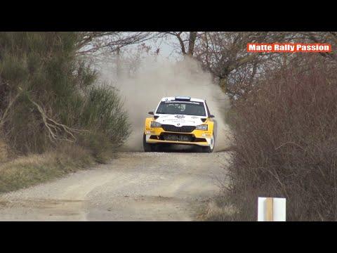 Rally Della Val D'Orcia 2020 | MIX PASSAGE | CRASH & SHOW