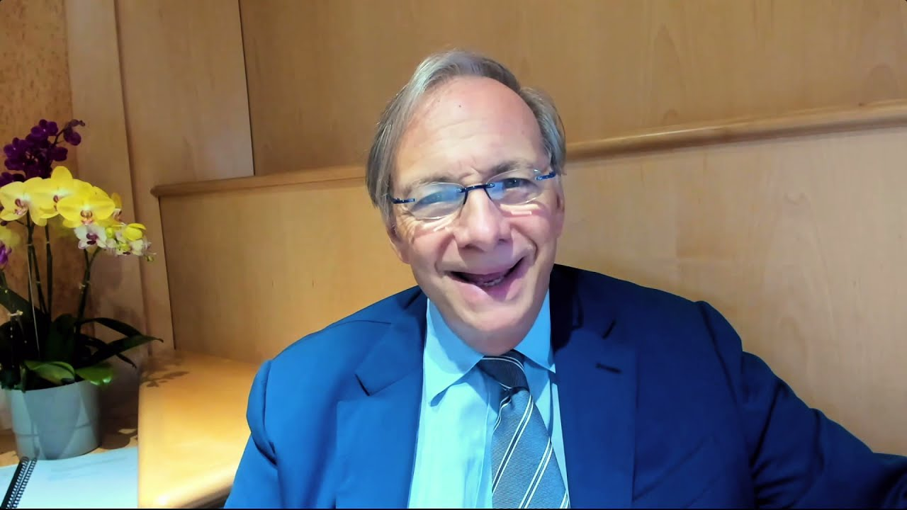 Is the stock market in a bubble?   Ray Dalio   June 2021