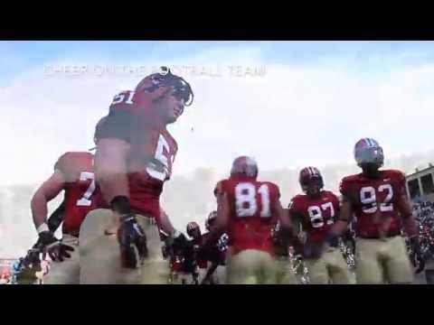 Harvard Crimson Cheerleading Tryouts 2016-2017