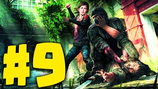 ELLIE MI HA SALVATO LA VITA!! - The Last Of Us #9