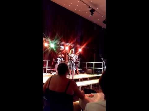 Niamh O'Connor - BTG Cabaret 2015