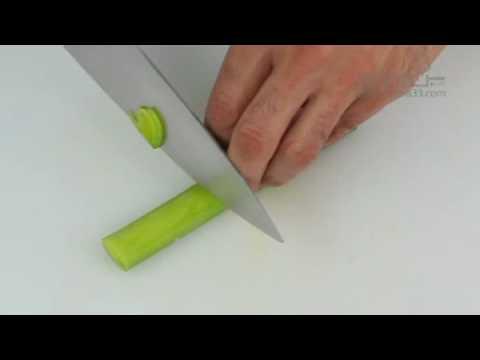 T cnica de corte con cuchillo youtube for Cuchillo de corte