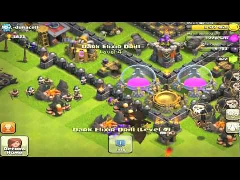 Clash of Clans Overview of the Level 6 Troops Update!
