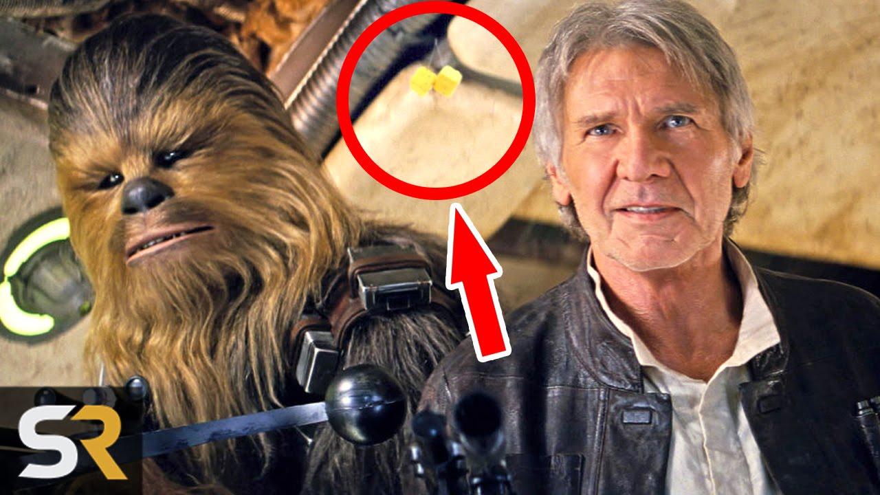 10 hidden details in star wars films youtube