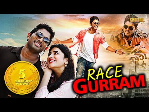 Race Gurram Hindi Dubbed Full Movie | Latest Hindi Dubbed Action Movies |Latest Allu Arjun Movie
