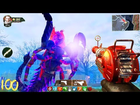 COD MOBILE - NEW ZOMBIES EASTER EGG BOSS FIGHT GAMEPLAY! (Call Of Duty Mobile Zombies)