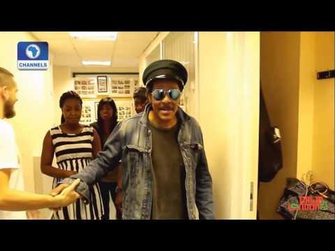 EN: Majek Fashek Records Tribute Track To Late Oba Of Benin, In London