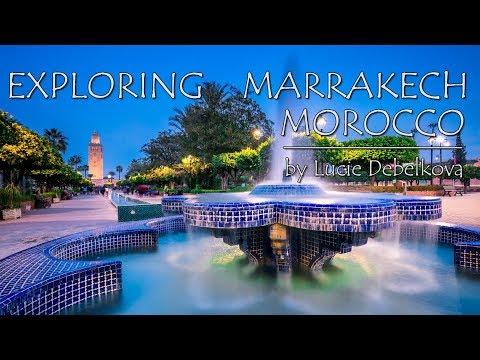 Exploring Marrakech, Morocco - Timelapse & Travel Video