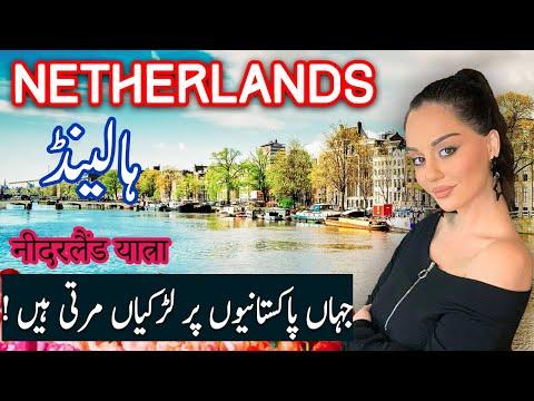 Travel To NetherLands | History | Documentary | Story |Urdu/Hindi | Spider Bull | نیدر لینڈز کی سیر
