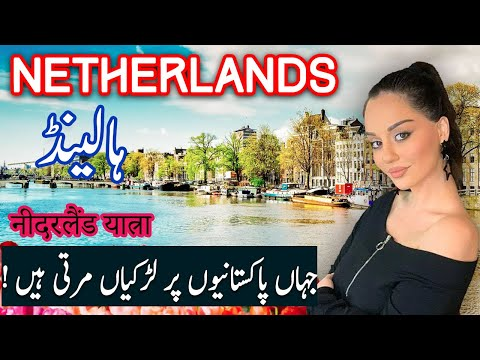 Travel To NetherLands | History | Documentary | Story |Urdu/Hindi | Spider Bull | نیدر لینڈز کی سیر