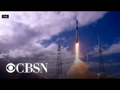 SpaceX Falcon 9 rocket rescheduled due to weather