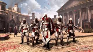 Assassin's Creed: Brotherhood обзор игры от говна