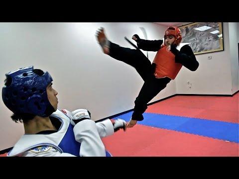 Eye To Eye  Martial Arts Sports Drama
