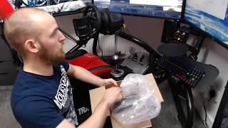 ALMAR SKRS shifter unboxing and setup live stream