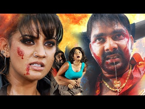 Superhit Bhojpuri Full Movie 2017 || Pawan Singh , Akshara Singh , Monalisa || Bhojpuri Full Film