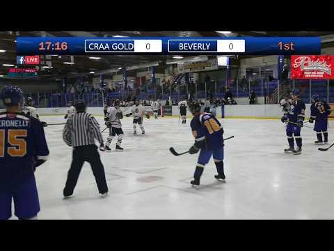 Game 8 Of The Junior B Provincials Warriors Vs Royals