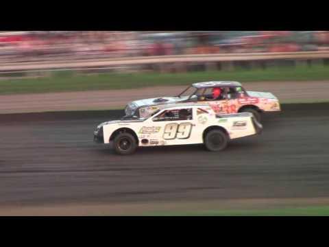 Farmer City Raceway FIREWORKS Night, Full Show 7 5 2013