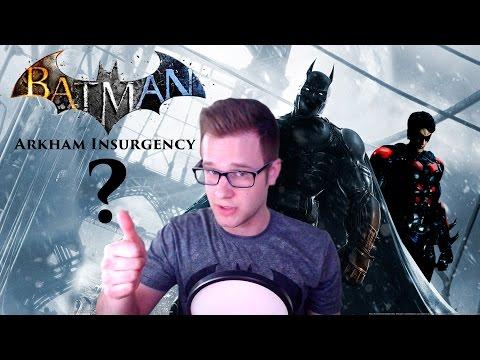 Batman Arkham Insurgency LEAKED???