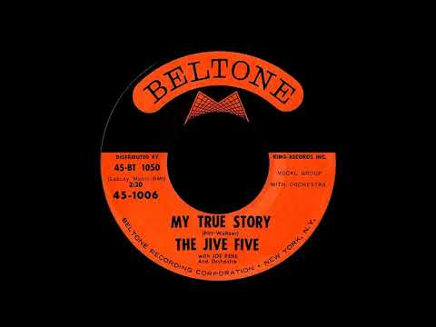 The Jive Five feat. Eugene Pitt - Here I Am Mp3