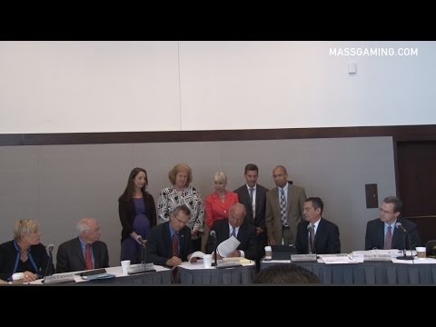 Memorandum of Understanding between MassGaming, Executive Office of Health and Human Services