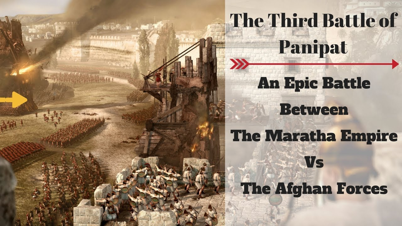 The Third Battle of Panipat - ...