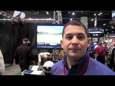 Bridgestone Golf Ball Fitting - 2011 PGA Merchandise Show