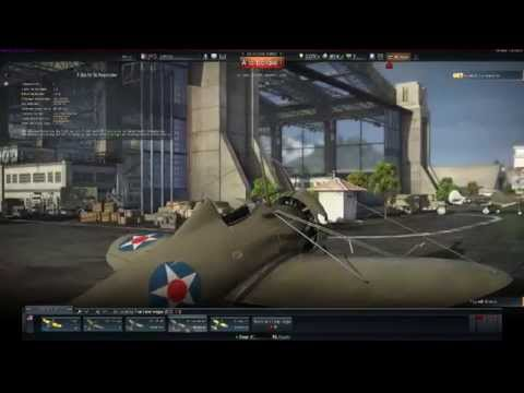 23 Histoire War Thunder : Le Boeing P-26 Peashooter