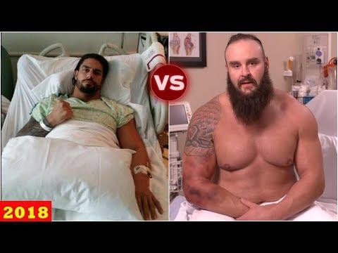 Roman Reigns vs Braun Strowman Transformation 2018 - Who is the best? [HD]
