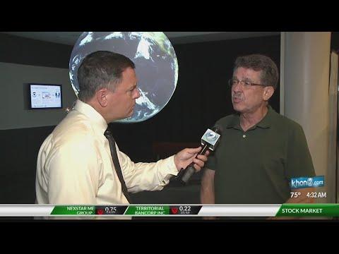 Pacific Tsunami Warning Center interview