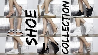 MY SHOE COLLECTION 2016 + Try On