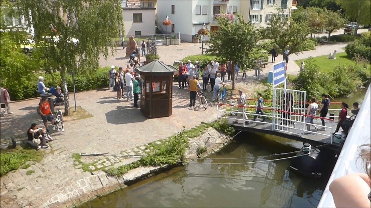 Schifffahrt Veitshöchheim Würzburg