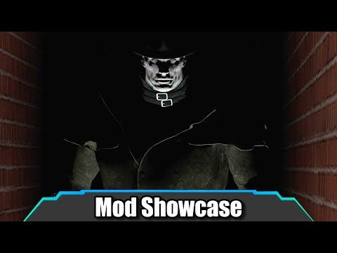 THIS GUY WILL MESS YOU UP (Mr X Nextbot) | Garry's Mod | Mod Showcase