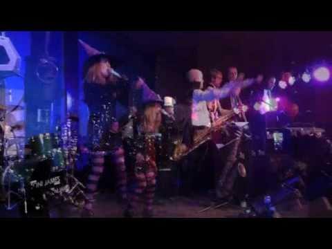 The Toni James Band-Whitby Spa