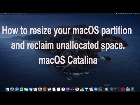 How To Reduce The Size Of Your Bootcamp Partition To Reclaim Disk Space For MacOS