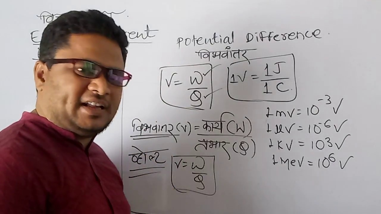Mpsc Science Current Electricity Marathi Youtube Police 13806 Jzbz61