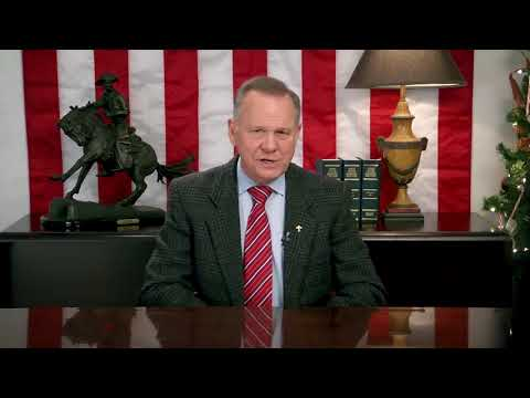 Roy Moore refuses to concede in statement from campaign