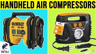 10 Best Handheld Air Compressors 2019