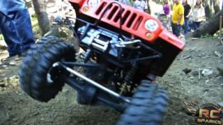 RC ADVENTURES - TTC 2011 - 2 of 5 - HiLL CLiMB - 4X4 TOUGH TRUCK CHALLENGE