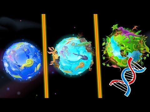 ЭВОЛЮЦИЯ ПРОДОЛЖАЕТСЯ! ► Cell to Singularity |2| Прохождение