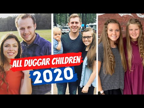 Counting On's All 19 Duggar Child: College, Job, Courtship, Children & More