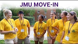 JMU Move-In Day 2017