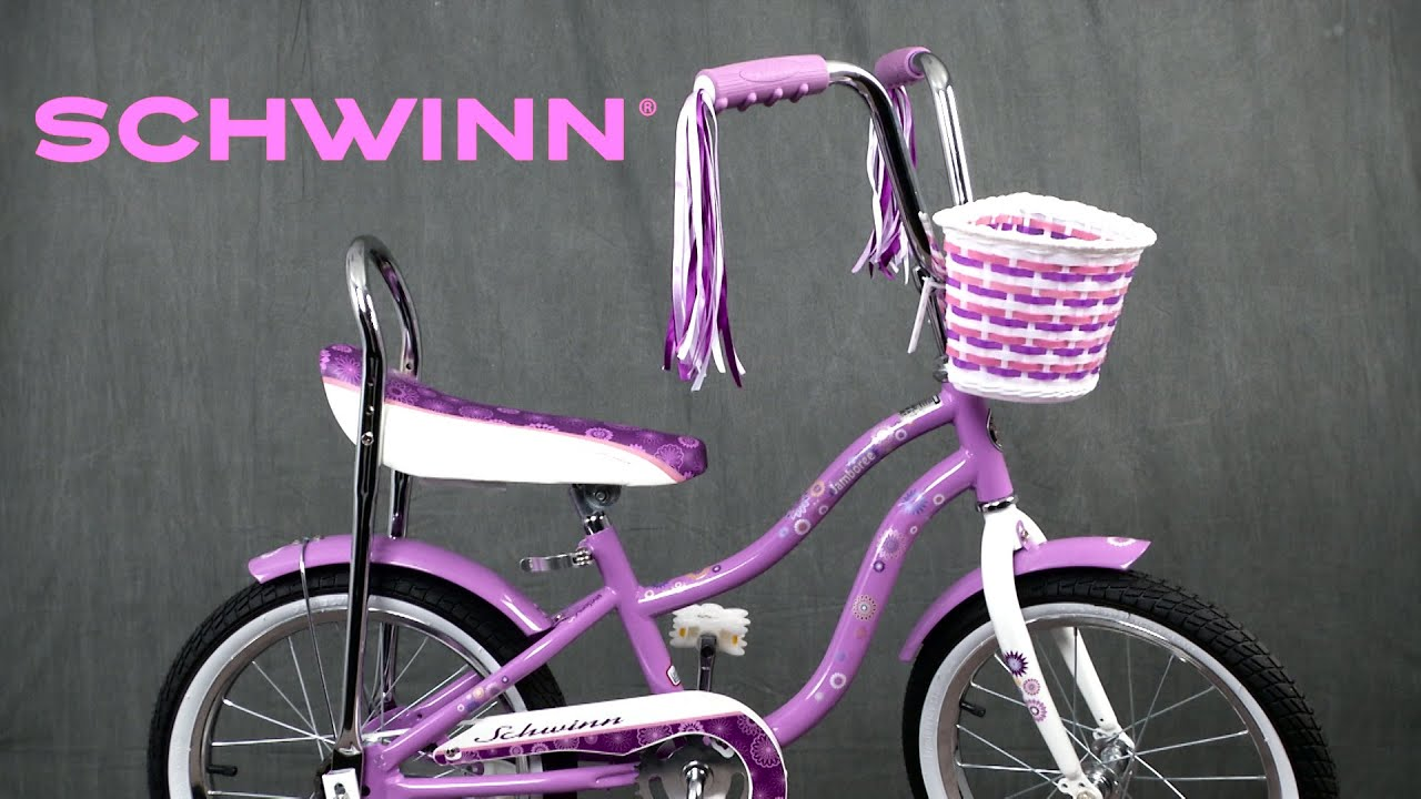 b3484216344 Schwinn 16-Inch Girls Jamboree Bike Review & Instructions | Pacific Cycle