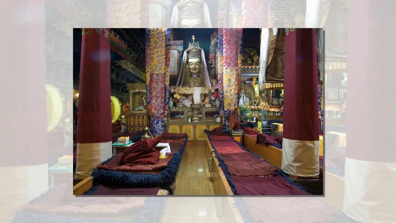 Chùa Đại Chiêu, Lhasa, Tây Tạng